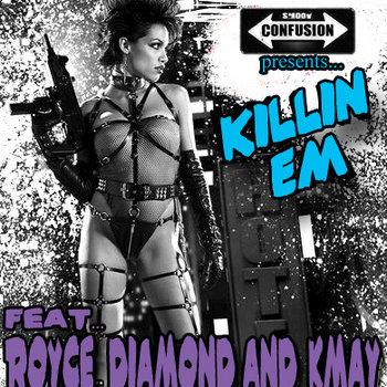 Killin' Em cover art