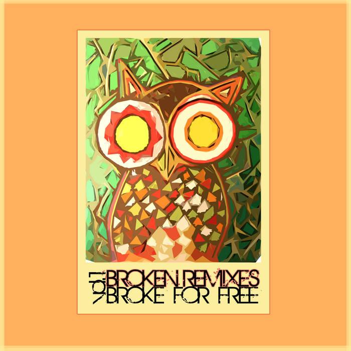 Broken Remixes Vol.1 cover art