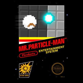 Mr. Particle-Man OST cover art