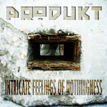 Intricate Feelings Of Nothingness cover art