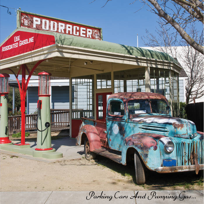 Parking Cars And Pumping Gas cover art