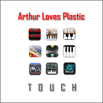 Touch cover art