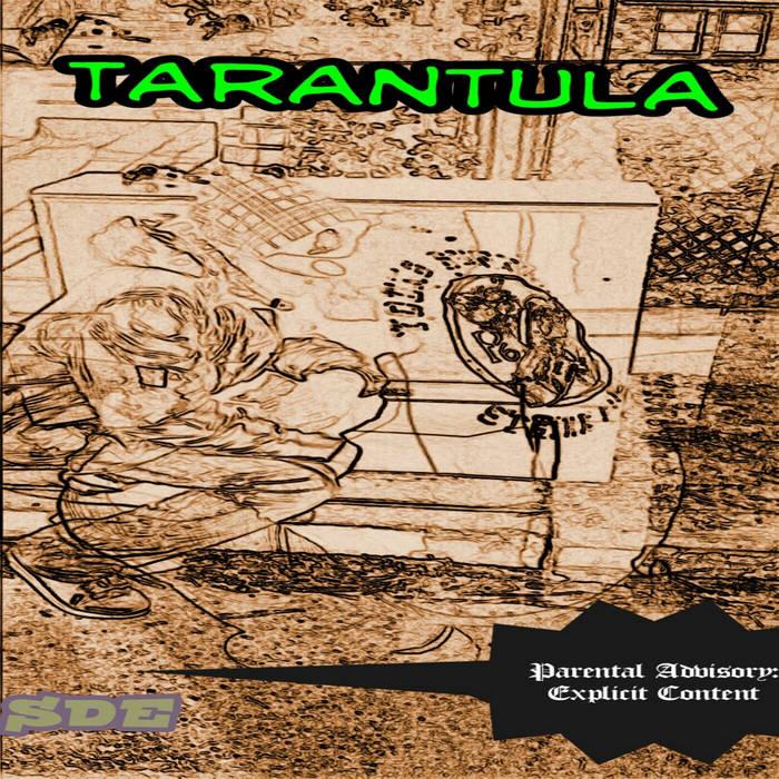 Tarantula cover art