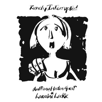 Rudely Interrupted cover art