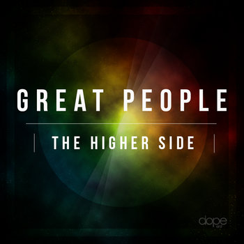 The Higher Side cover art