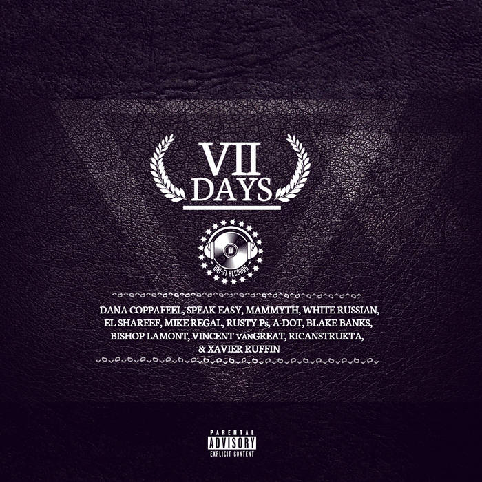 VII Days cover art