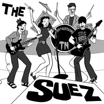 The Suez cover art