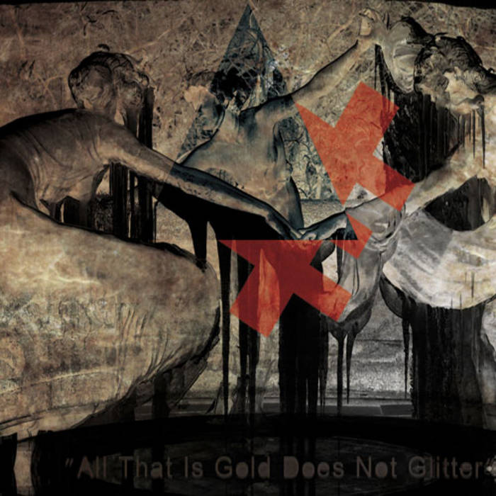 """All That Is Gold Does Not Glitter"" cover art"