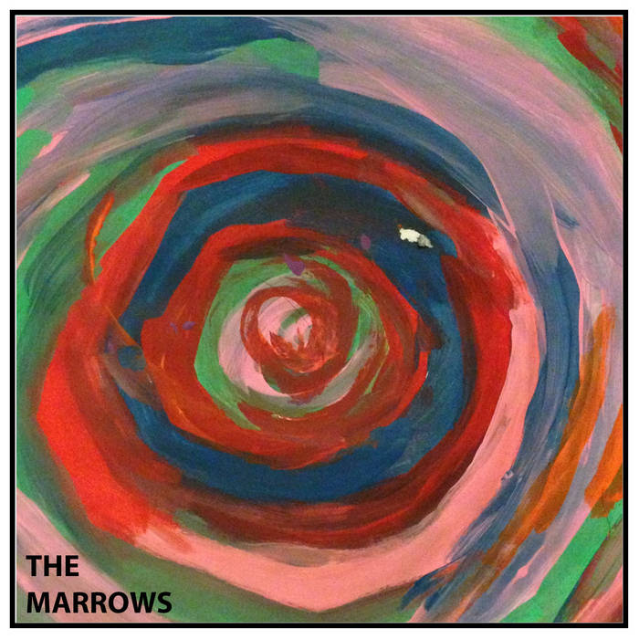 The Marrows EP cover art