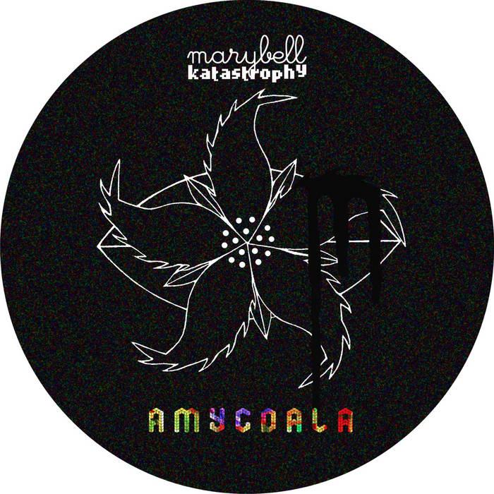 Amygdala cover art