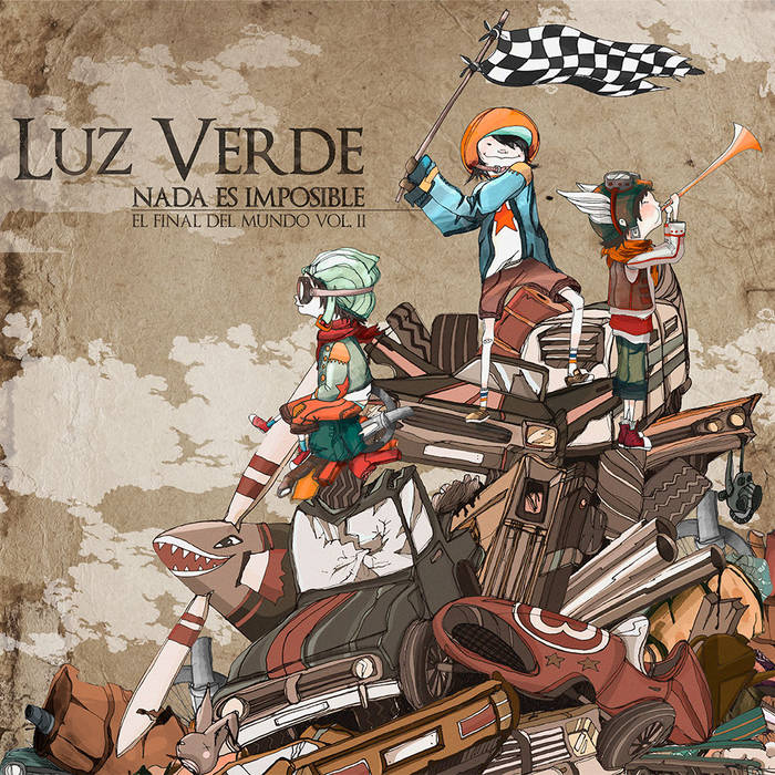La Lucha cover art