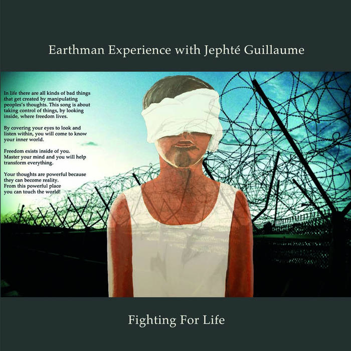 "Fighting For Life - 12"" Vinyl Edition cover art"
