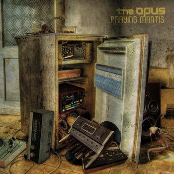 Praying Mantis EP - DJ Version cover art