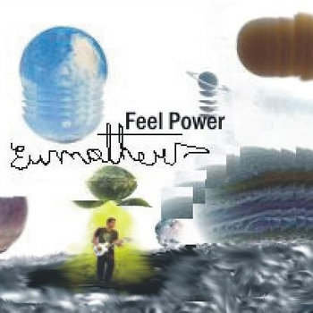 Feel Power cover art