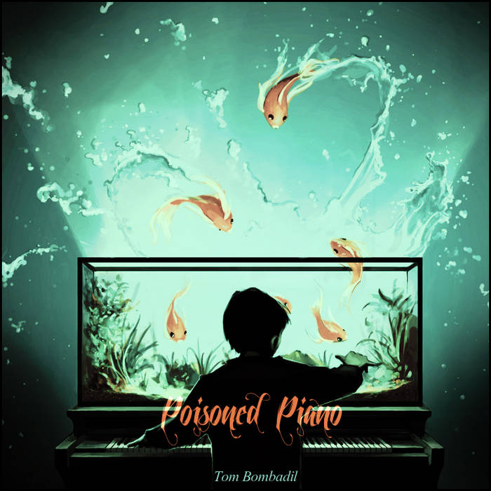 Poisoned Piano cover art