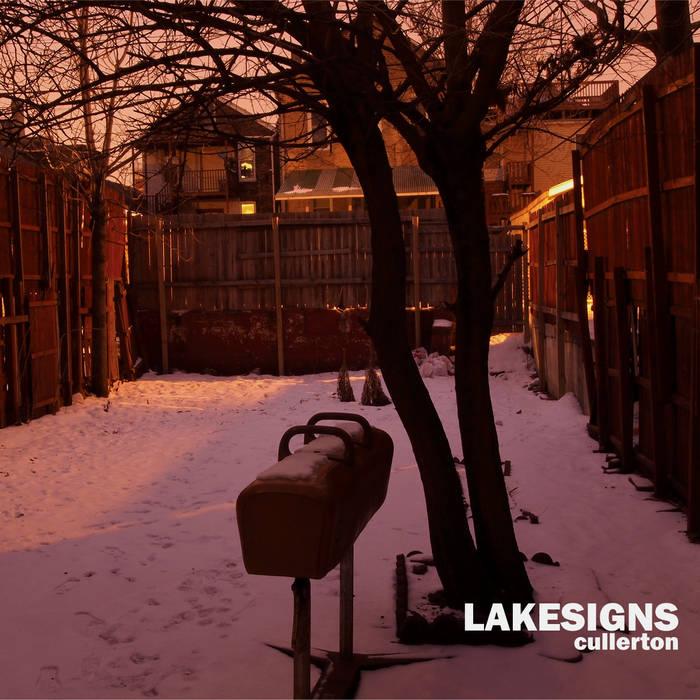 Cullerton EP cover art