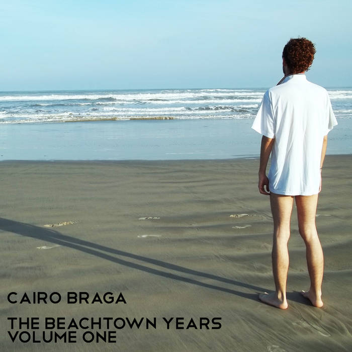 The Beachtown Years Volume One cover art