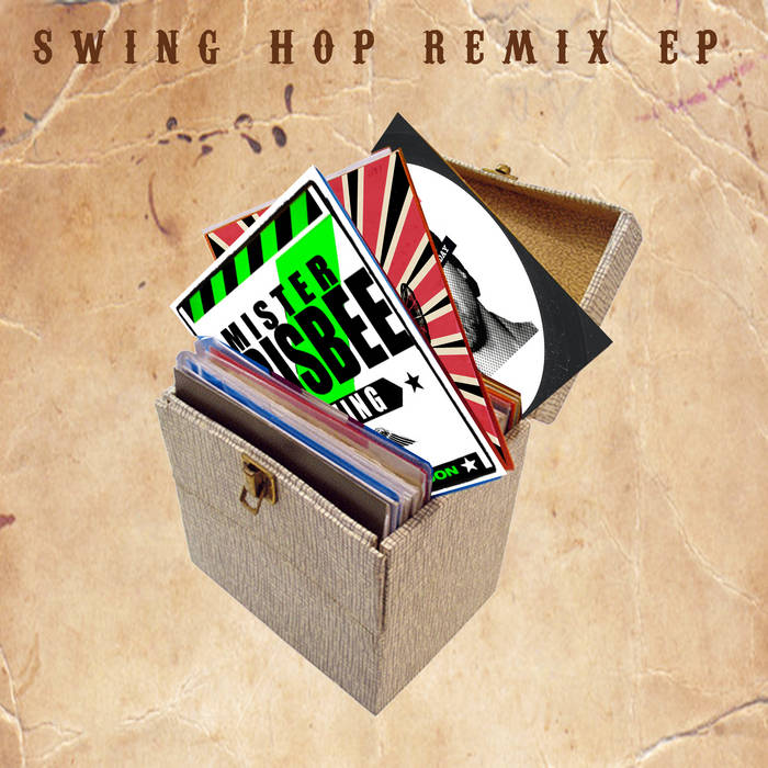 The Swing Mixes EP cover art