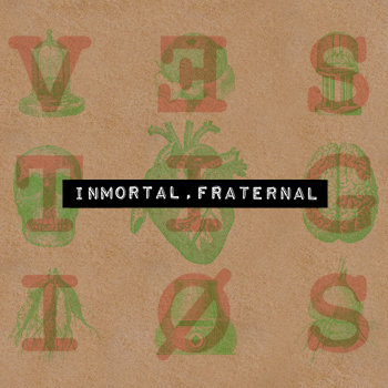 Inmortal, Fraternal cover art