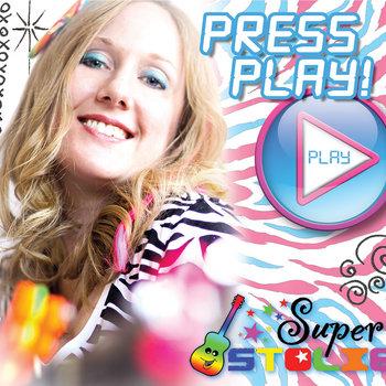 Press Play! cover art