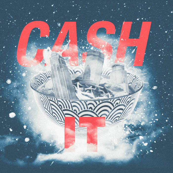 CASH IT cover art