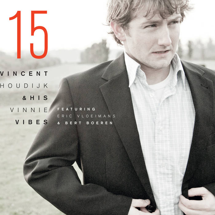 '15' by Vincent Houdijk & his VinnieVibes [www.vinnievibes.com] cover art