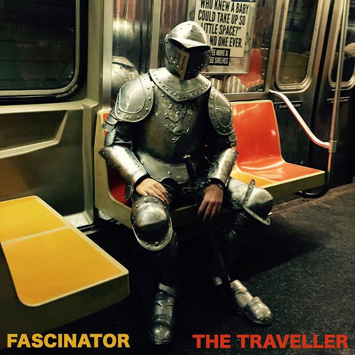 The Traveller cover art