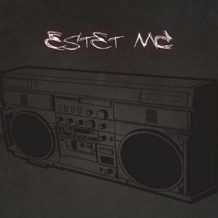 Estet MC - Beat-tape - Les sons sans prétentions cover art