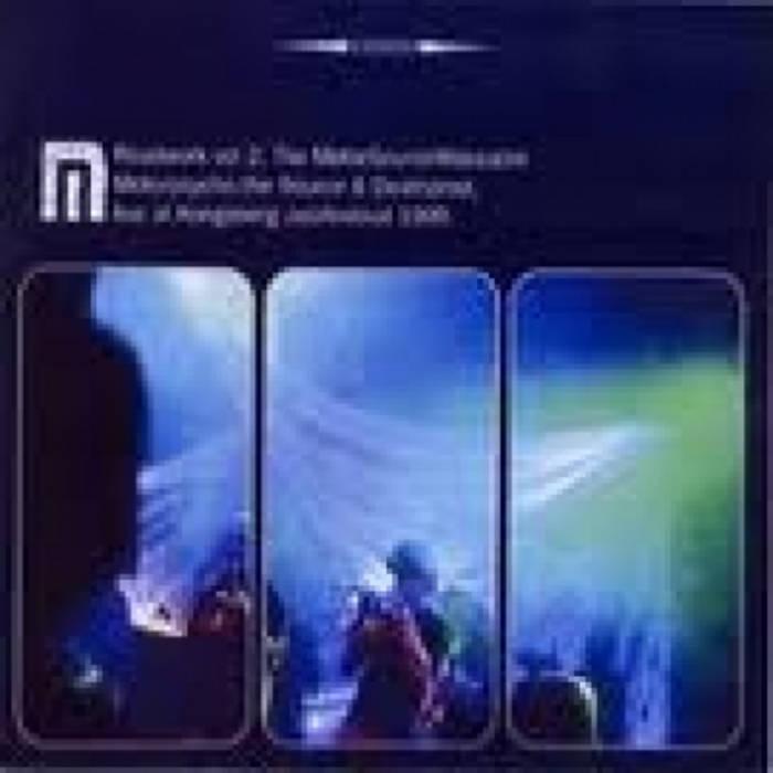 Roadwork vol 2: The MotorSourceMassacre, Motorpsycho, the Source & Deathprod, live at Kongsberg jazzfestival 1995 cover art