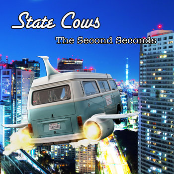 The Second Seconds cover art