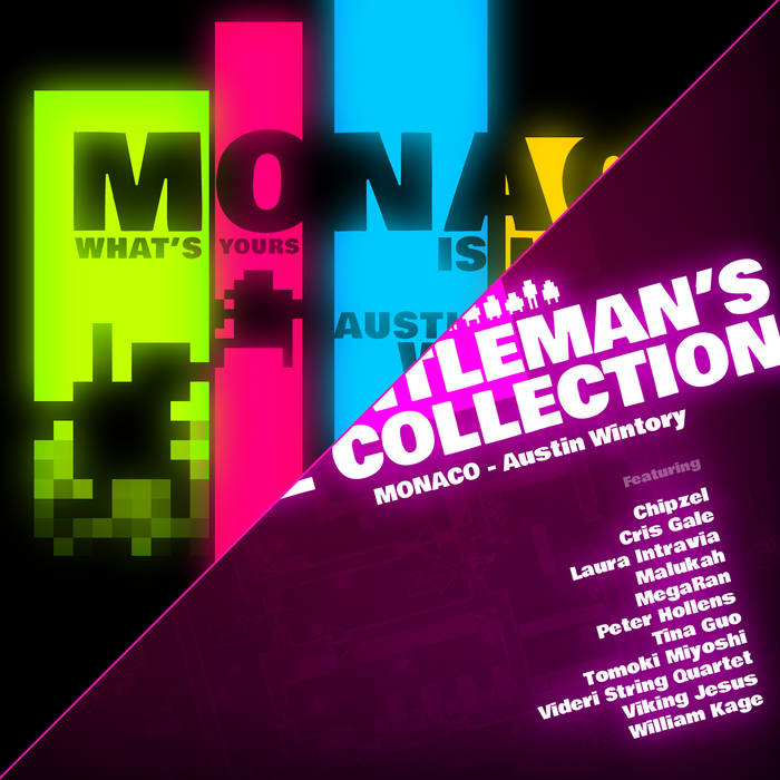 Monaco / Gentleman's Private Collection - BUNDLE cover art