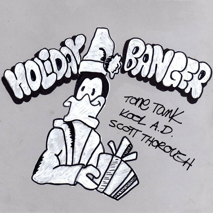 HOLIDAY BANGER feat. KOOL A.D. cover art