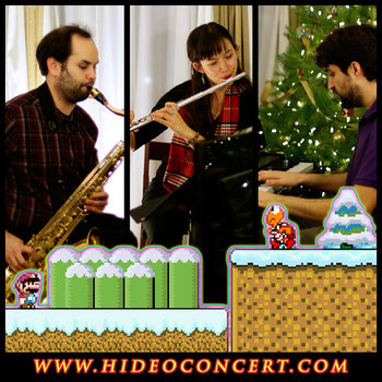 Super Mario Jingle cover art