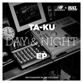 DAY & NIGHT EP. cover art