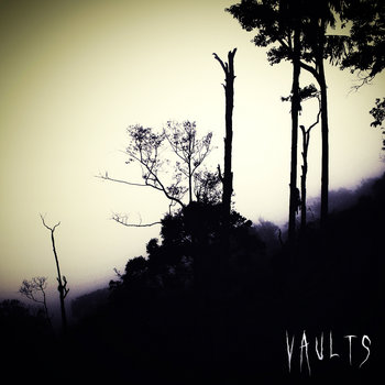 Vaults EP cover art