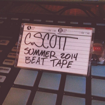Summer 2014 Beat Tape cover art