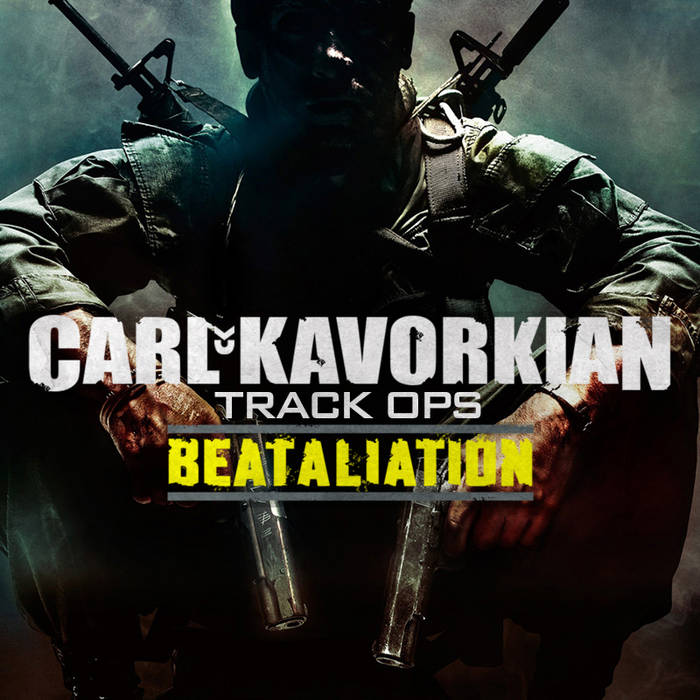 Track Ops: Beataliation cover art
