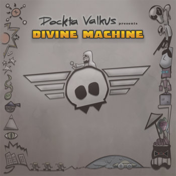 DIVINE MACHINE cover art