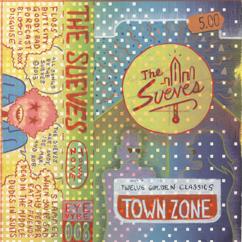 Town Zone cover art