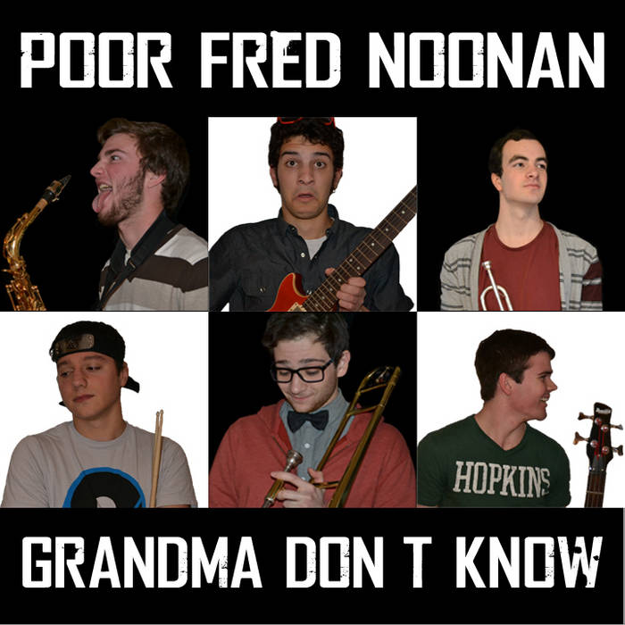 Grandma Don't Know cover art