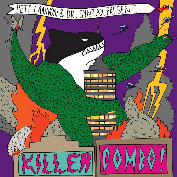 Killer Combo! cover art