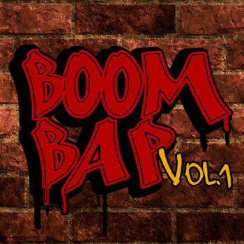 Boom Bap Vol. 1 cover art