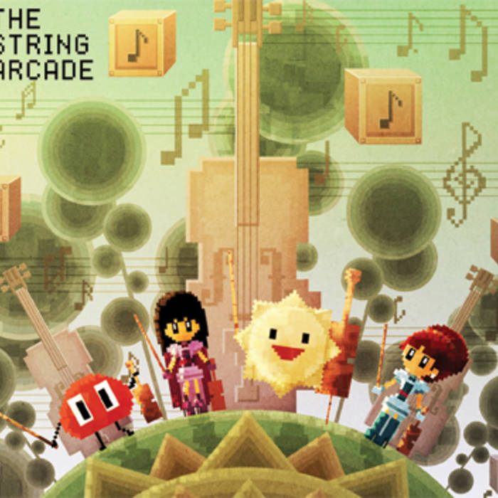 The String Arcade cover art