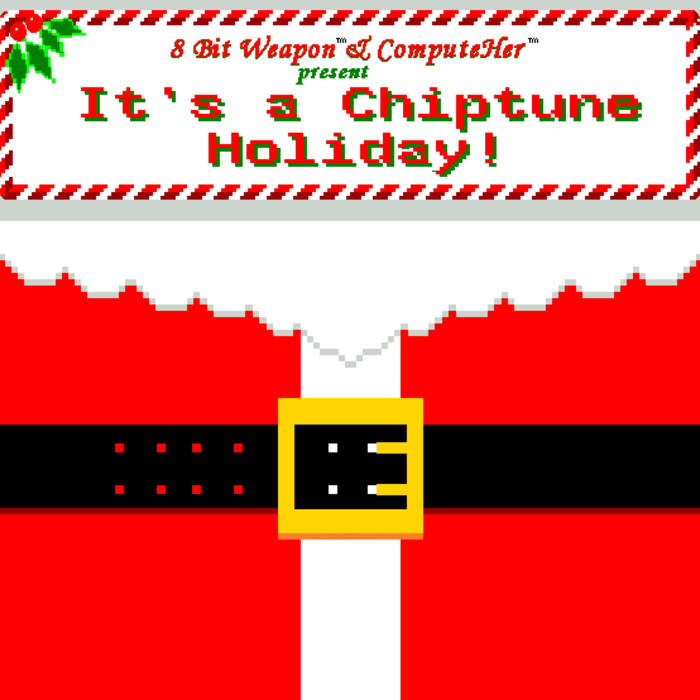 It's a Chiptune Holiday! cover art