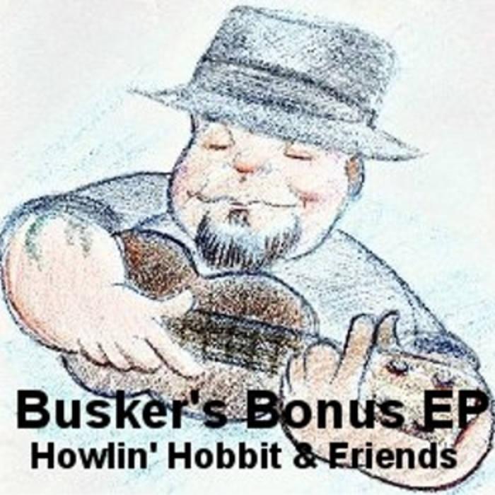 Busker's Bonus EP cover art