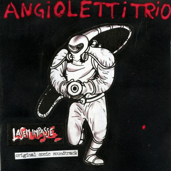 ANGIOLETTI TRIO - Lasem Impasse original comic soundtrack cover art