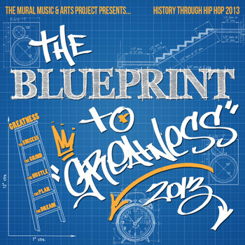The Blueprint to Greatness cover art
