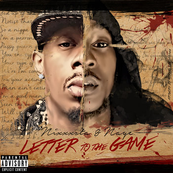 Letter To The Game cover art