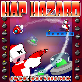 Hap Hazard cover art