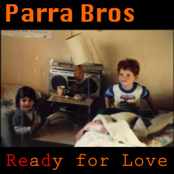 Ready For Love cover art